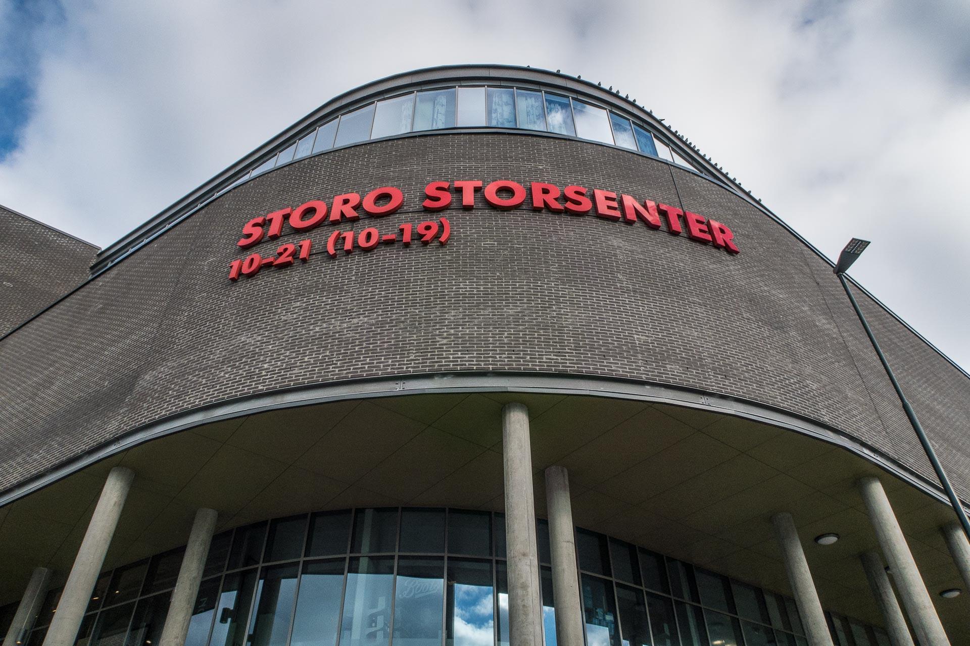 Storo Storsenter er et kjøpesenter som ligger sentralt på Storo og Nydalen i Oslo, og har rundt 130 butikker.