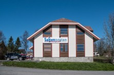 Saltenposten bygning