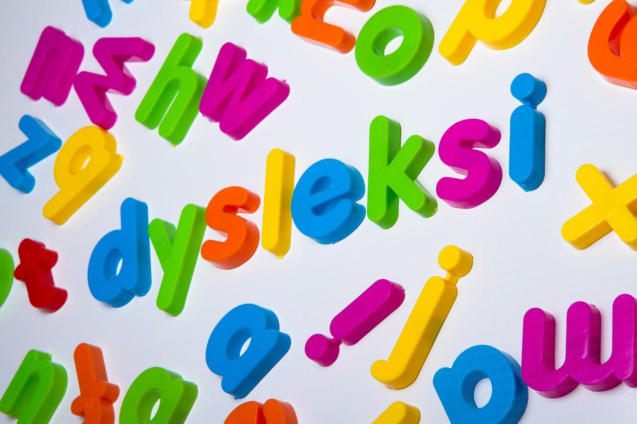 dysleksi wiki