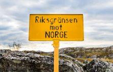 Norges riksgrense