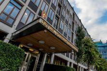 Det kgl. utenriksdepartement