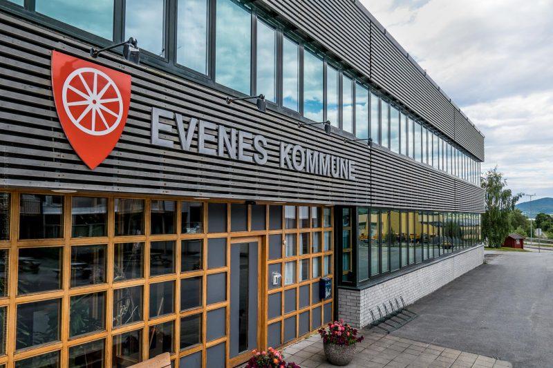 Rådhuset i Evenes