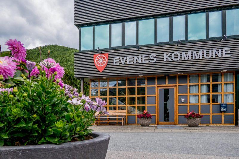 Evenes kommune rådhus