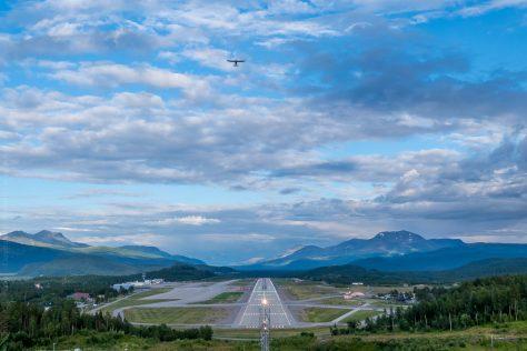 20170806-1190229-CopyrightRobinLund-Bardufoss-lufthavn---småfly-takeoff