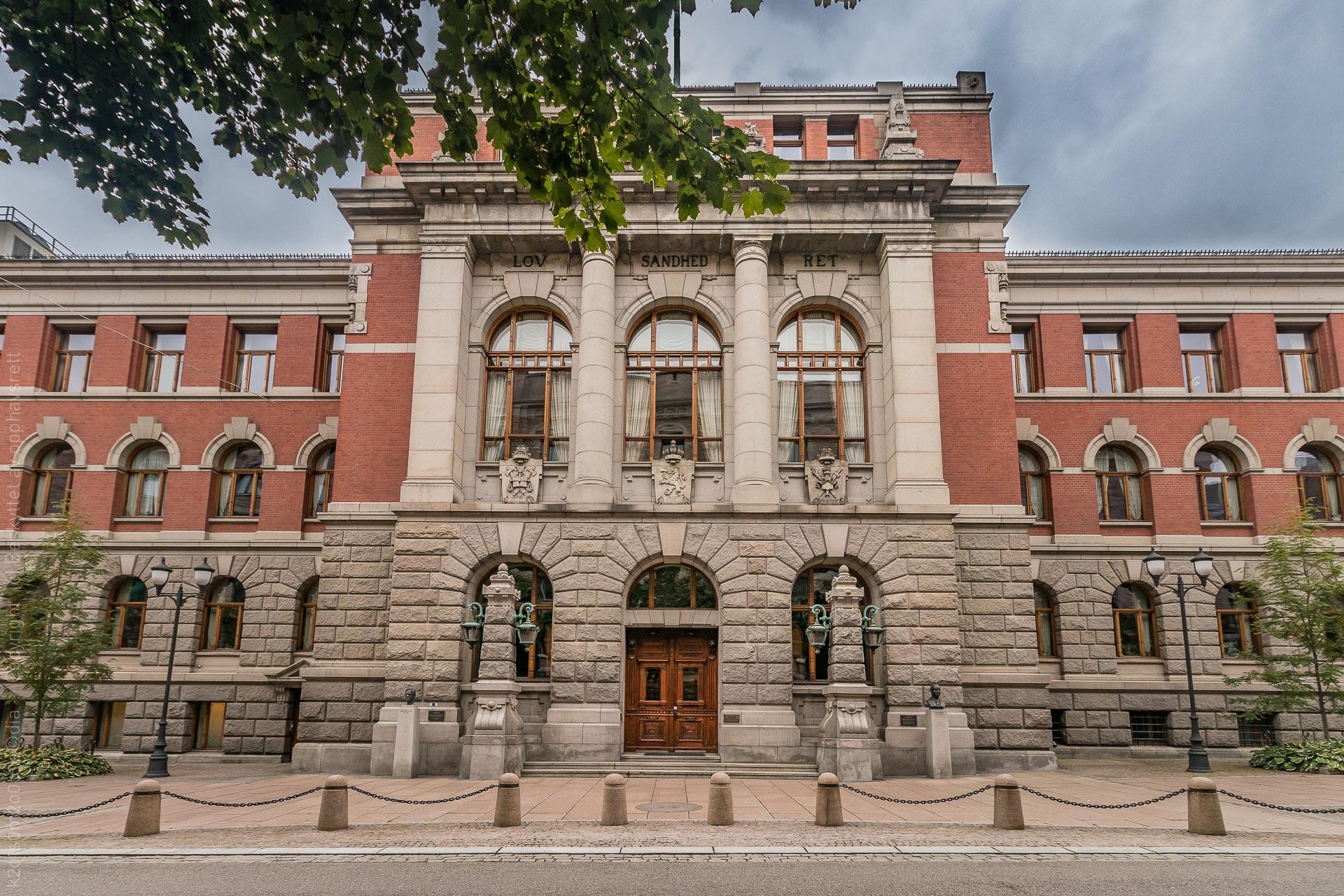 Høyesteretts hus