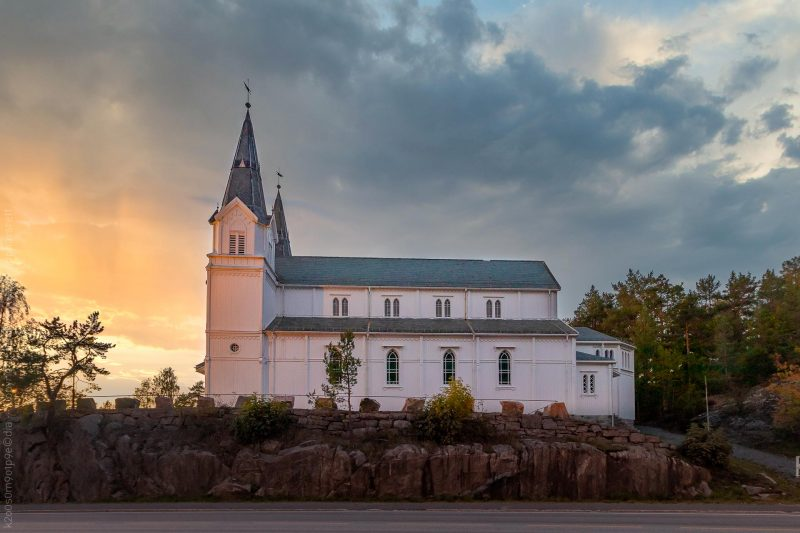 Frydendal kirke, Risør