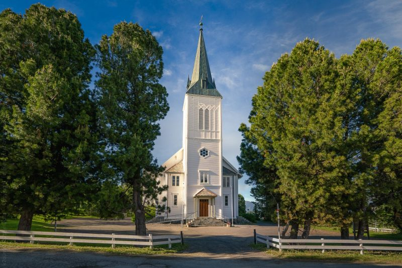 Sortland kirke, Nordland