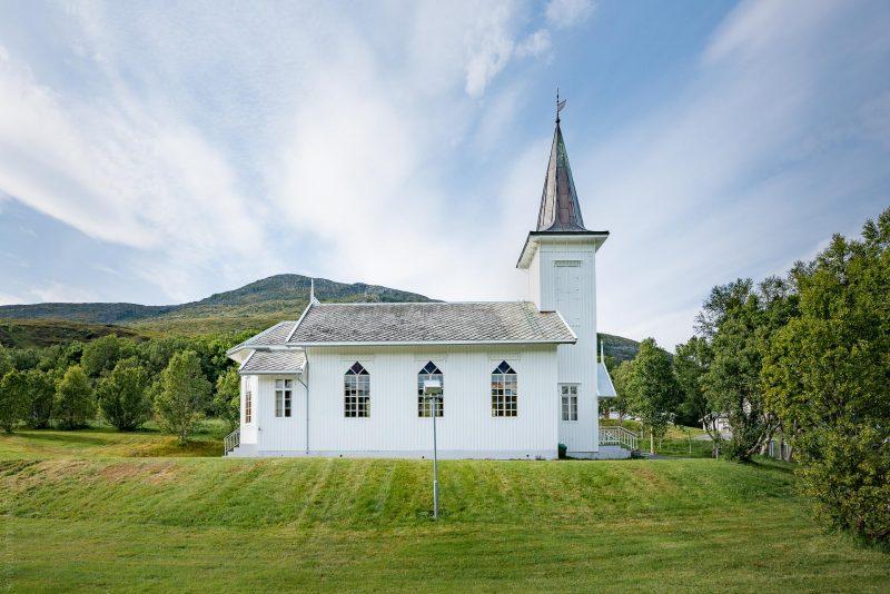 Kvalsund kirke, Finnmark