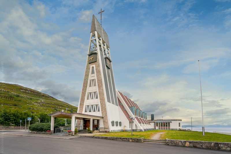 Hammerfest kirke, Finnmark