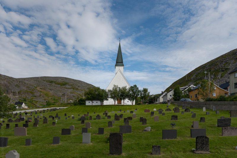 Kjøllefjord kirke, Finnmark
