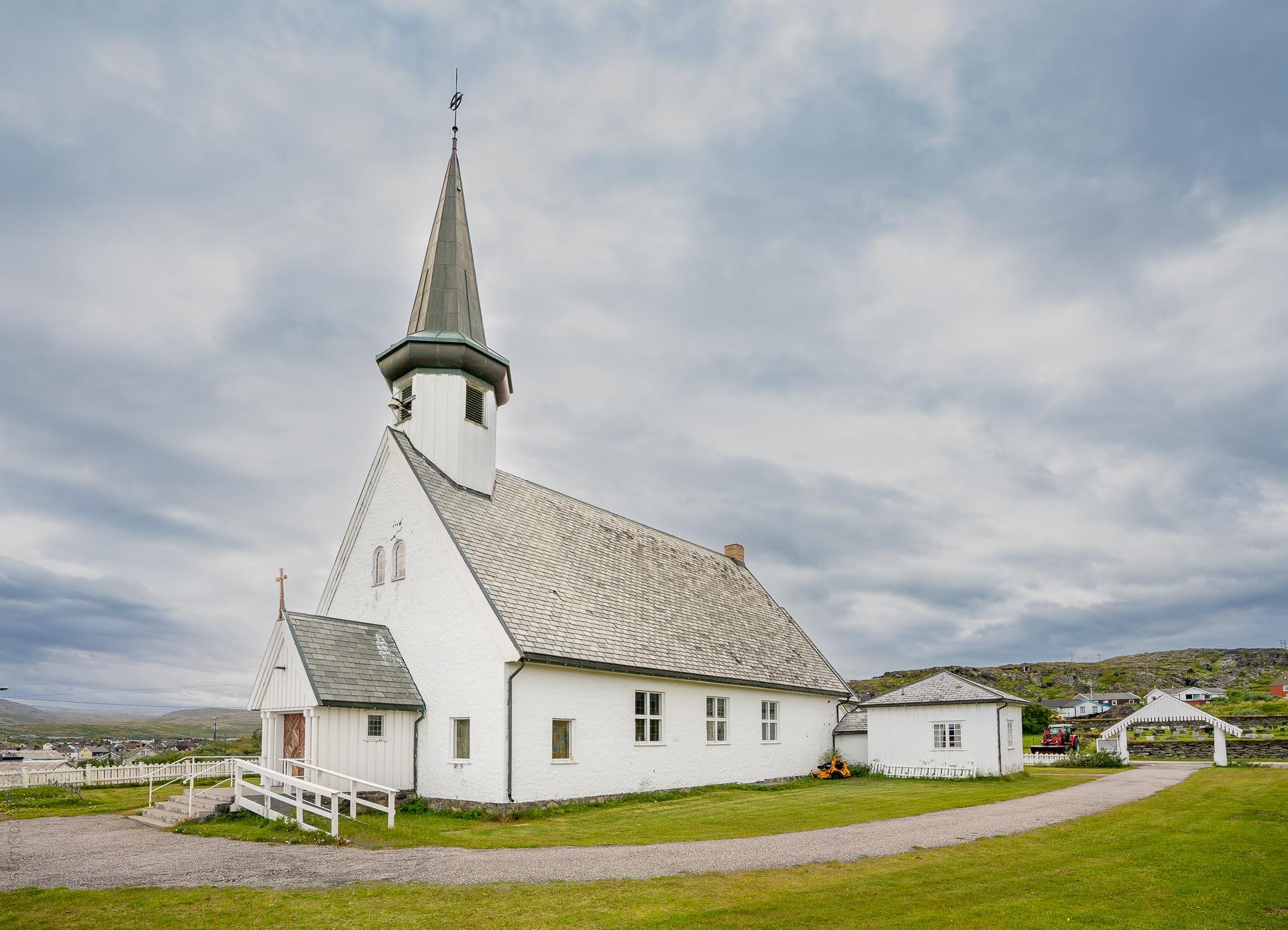 Berlevåg kirke