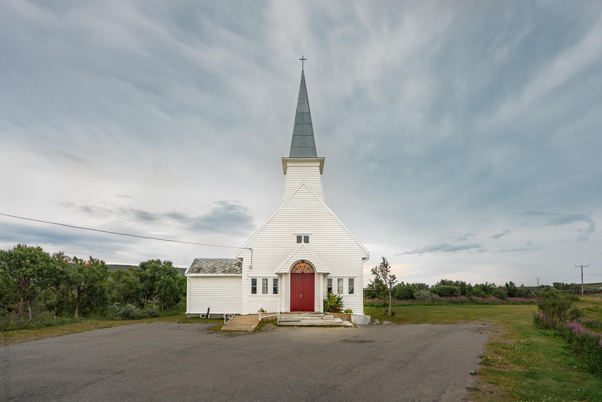 Vestre Jakobselv kirke
