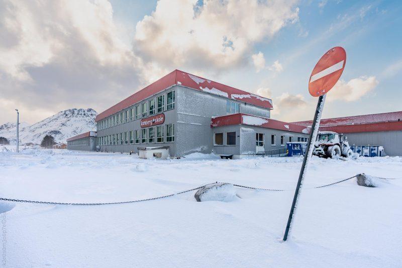 Ramberg skole i Lofoten