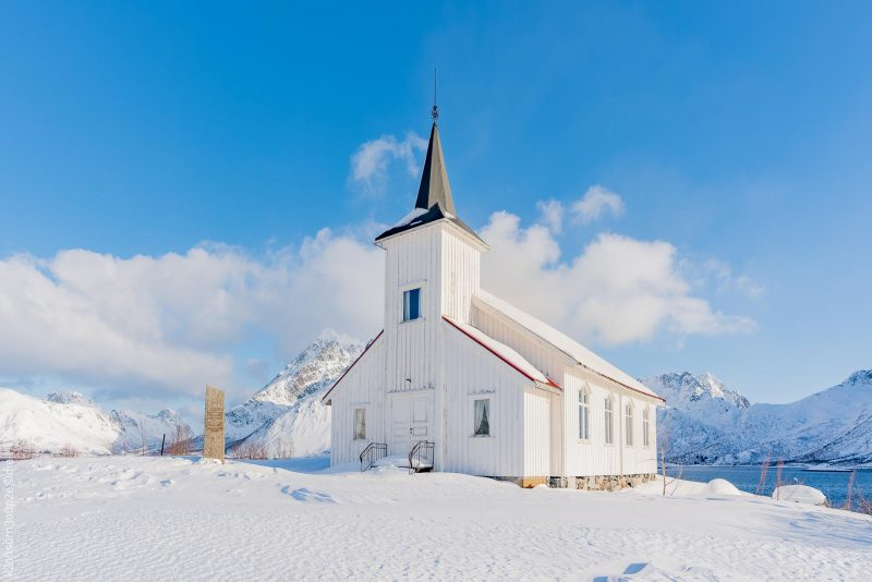 Sildpollnes kirke (Foto: Robin Lund)