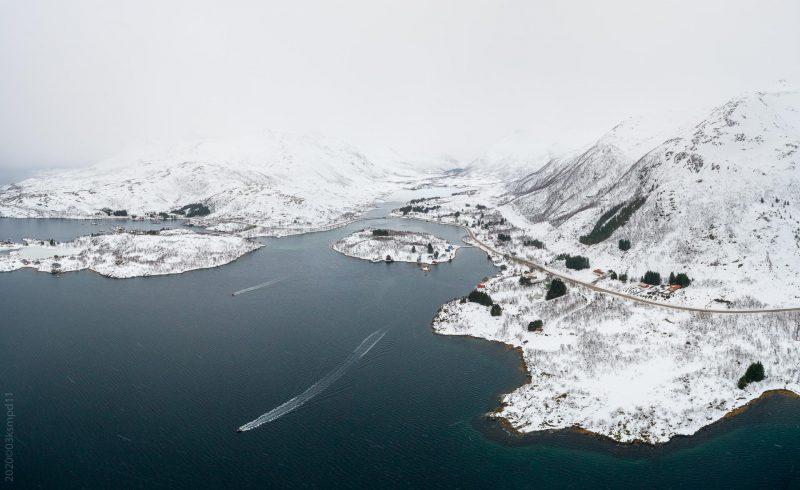 Vestpollen i Lofoten