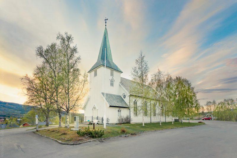 Ballangen kirke, Nordland