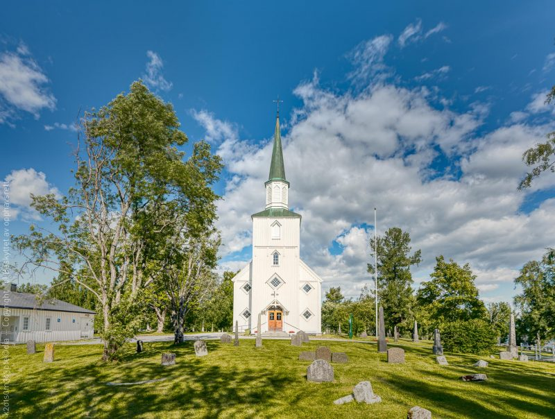 Fauske kirke, Nordland