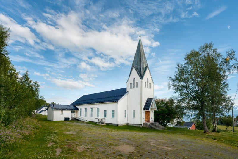 Bogen kapell, Evenes