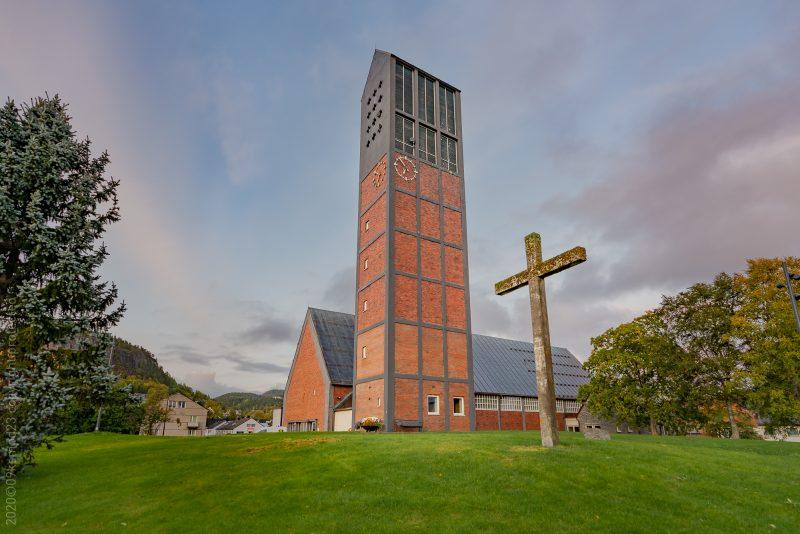 Namsos kirke, Trøndelag