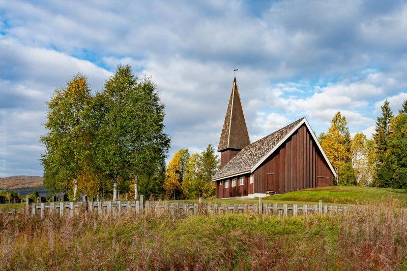 Bjørhusdal kapell, Trøndelag