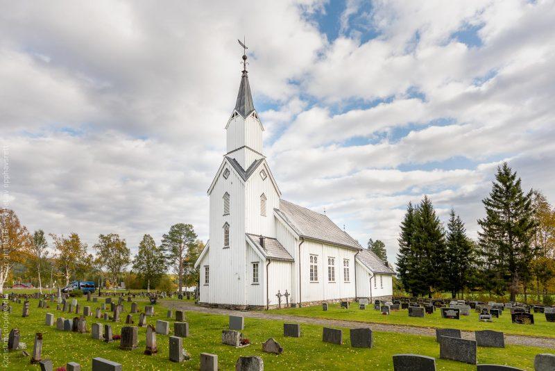 Trones kirke, Trøndelag
