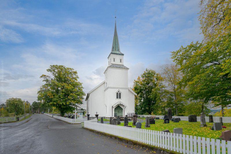 Egge kirke, Trøndelag