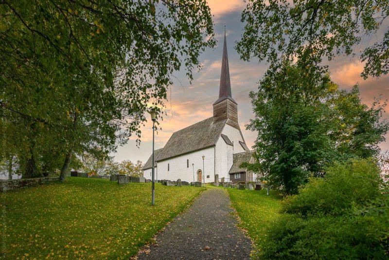 Mære kirke, Trøndelag