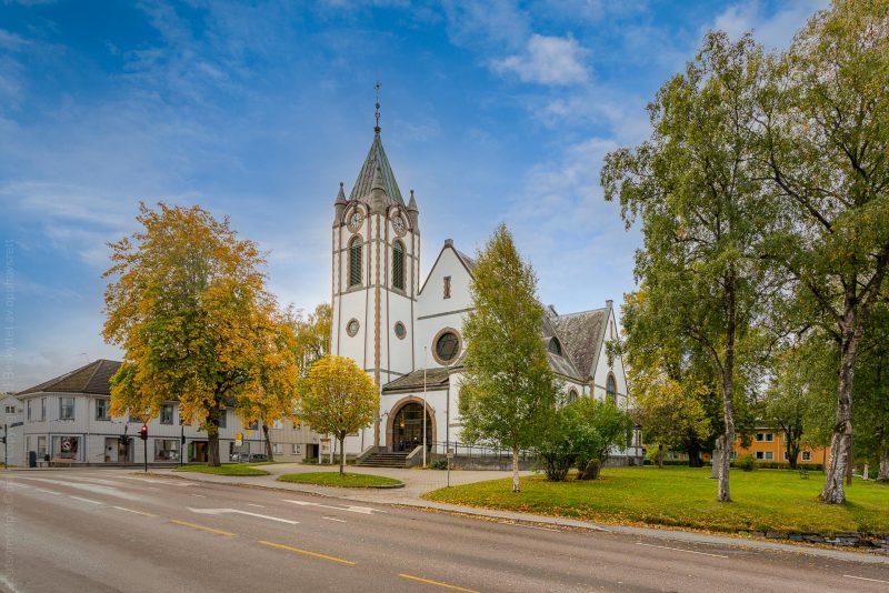 Levanger kirke, Trøndelag