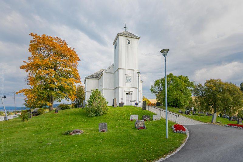 Malvik kirke, Trøndelag
