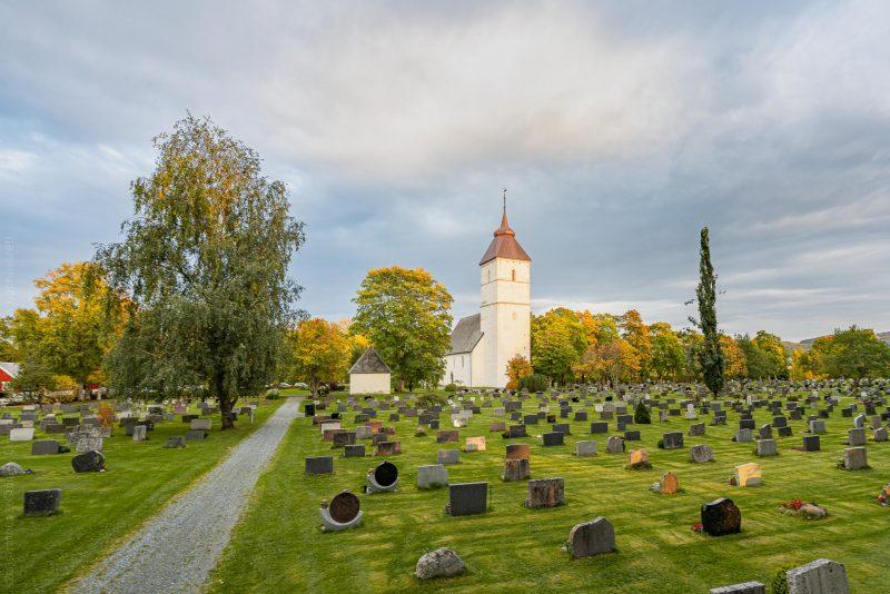 Værnes kirke, Trøndelag