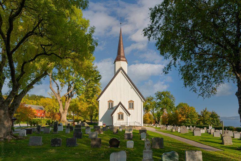 Leksvik kirke, Trøndelag