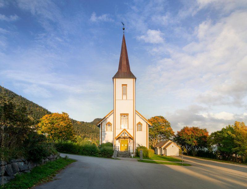 Stranda kirke, Trøndelag