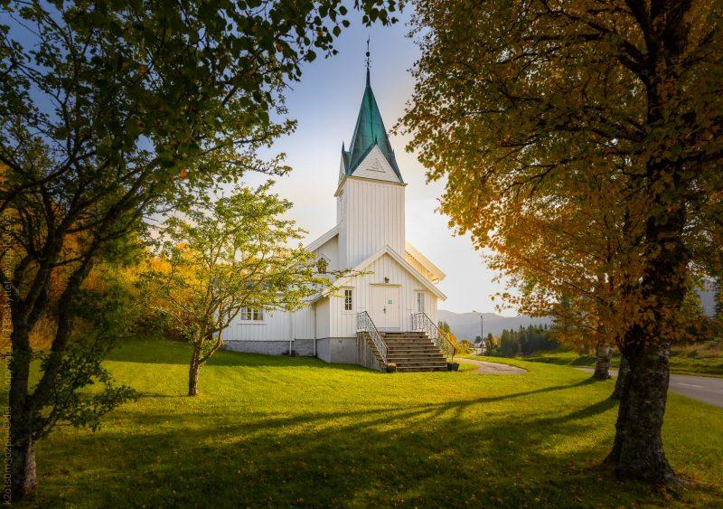 Ramsvik kirke, Trøndelag