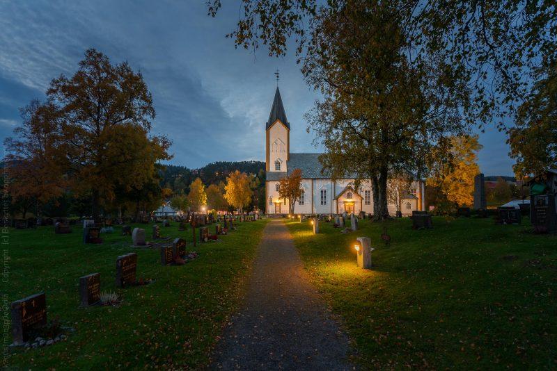 Åfjord kirke, Trøndelag
