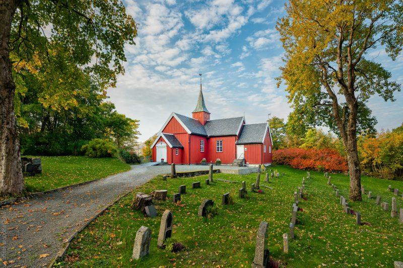 Bjugn kirke, Trøndelag