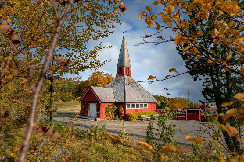 Frengen kirke, Trøndelag