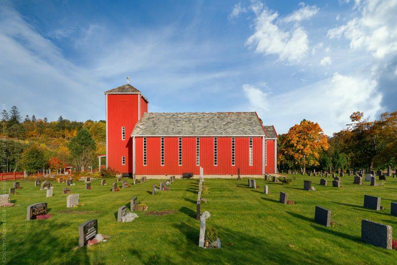 Hasselvika kirke, Trøndelag