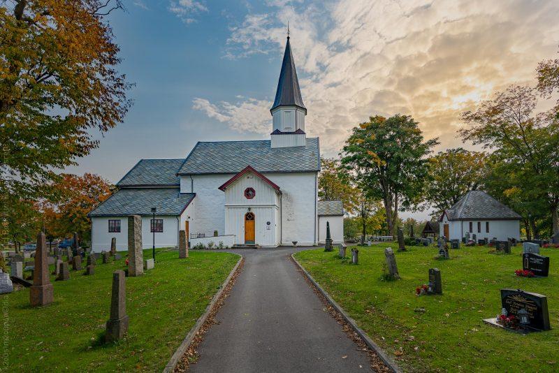 Ørland kirke, Trøndelag