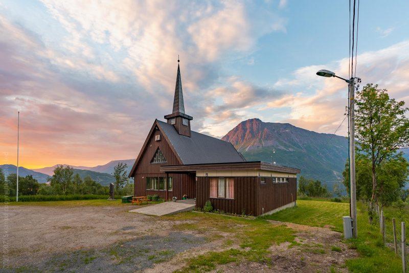 Langvassbukt kapell, Troms