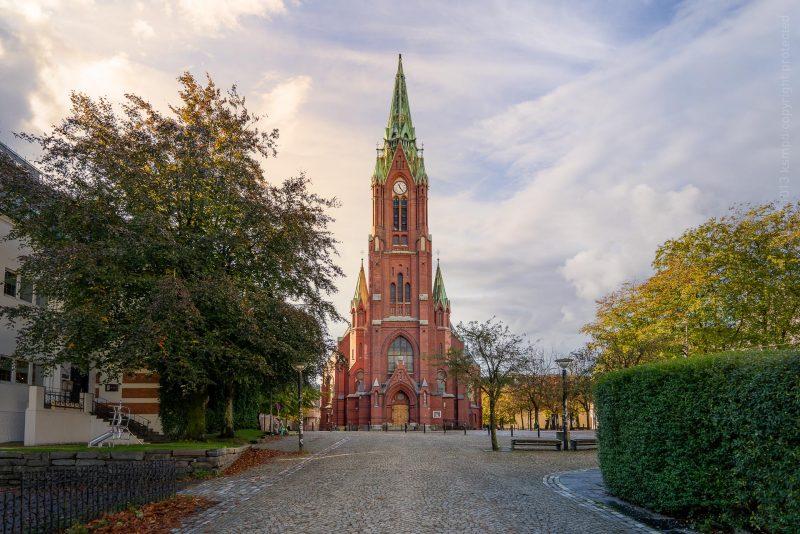 Johanneskirken i Bergen