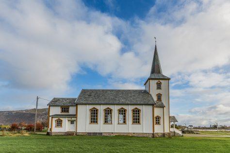 Valberg kirke, Lofoten