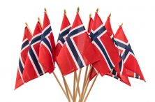 Bukett av flagg